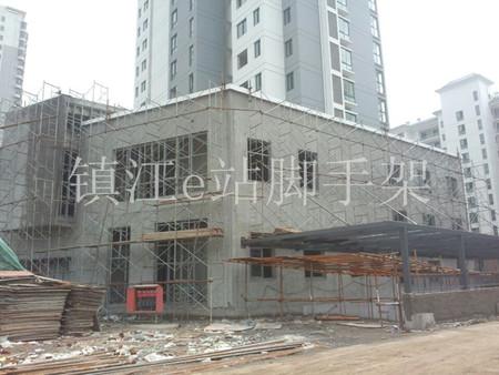 镇江金山水城三期廉租房项目